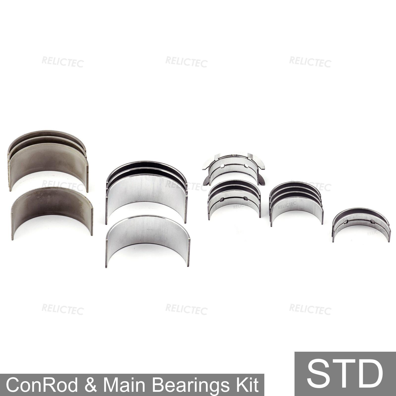 Ford 2.2 TDCi Transit Mondeo Ranger Tourneo Diesel Main Bearings Shells STD