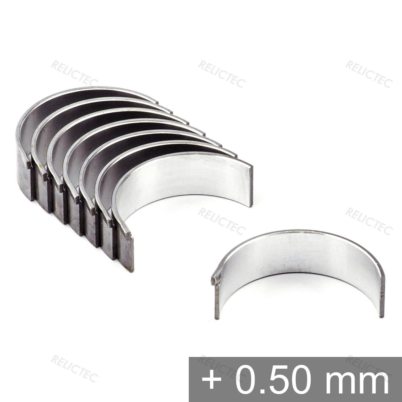 +0.5mm For KIA 1.4  G4FA CVVT Pro Cee/'d Rio Venga K2 ConRod BigEnd Bearings